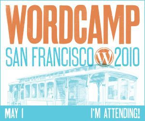 WordCamp San Francisco 2010