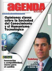 Portada Agenda de la empresa 2012 Luis Rull