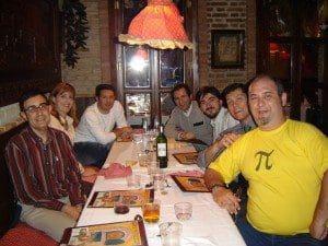 Granada 2007. Reunión de blggers