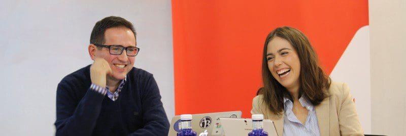 SevillaUp Minds: Charla, entrevista y moonshot de Sevilla