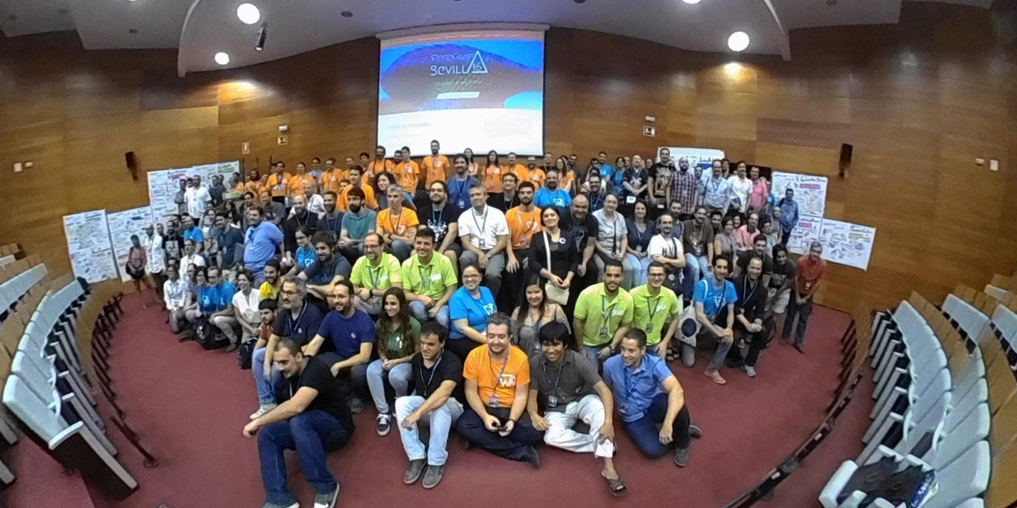 Mostrar tu mejor cara también es enseñar. WordCamp Sevilla 2016