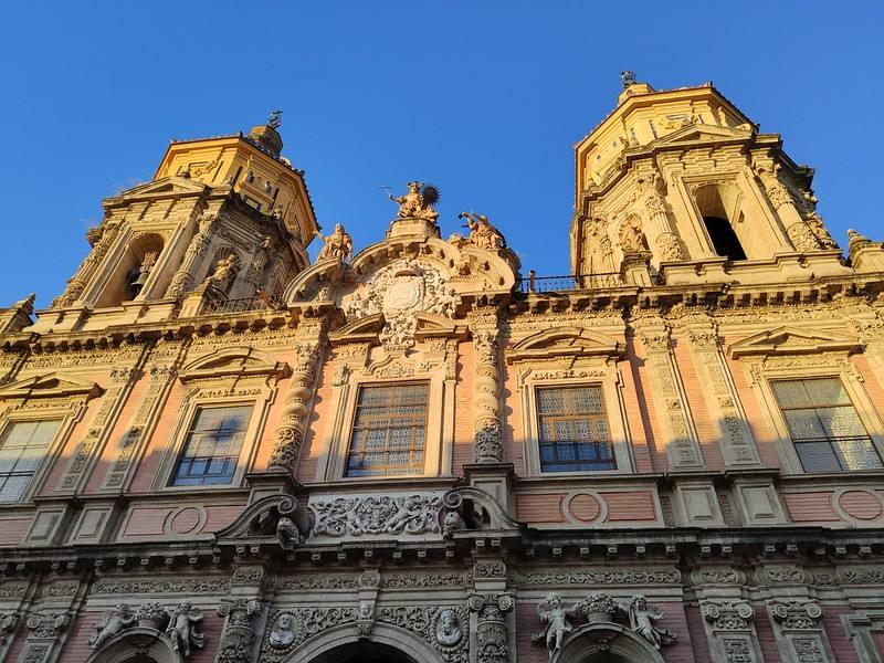 Iglesia de San Luis de los franceses, Sevilla